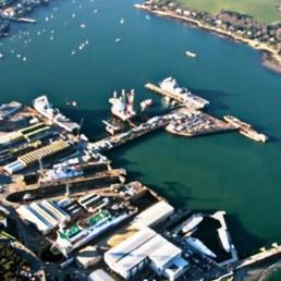 Falmouth Dry Docks