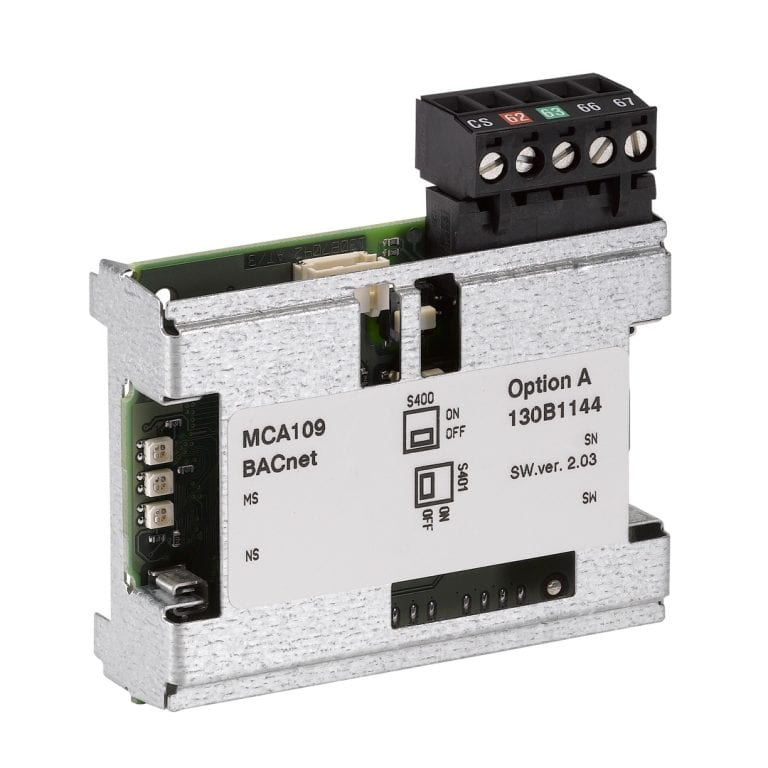 Bacnet MCA 109