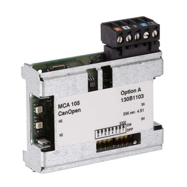 Canopen MCA 105