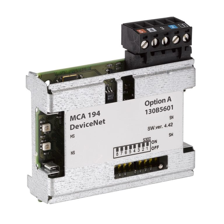 MCA 194 DeviceNet Option A 130b5601