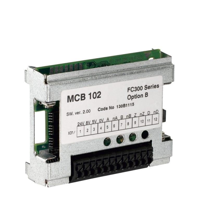 Encoder Input MCB 102