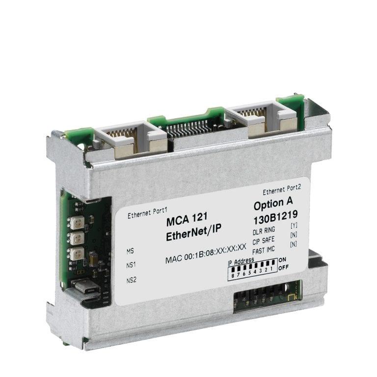 Ethernet IP MCA 121